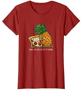 Pineapple Pizza Shirt - Funny Pepperoni Pizzas T Shirts