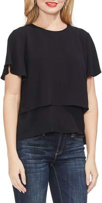 Vince Camuto Tiered Top