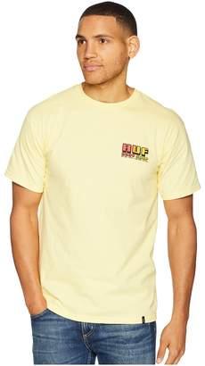 HUF Body Shop Short Sleeve Tee Men's T Shirt