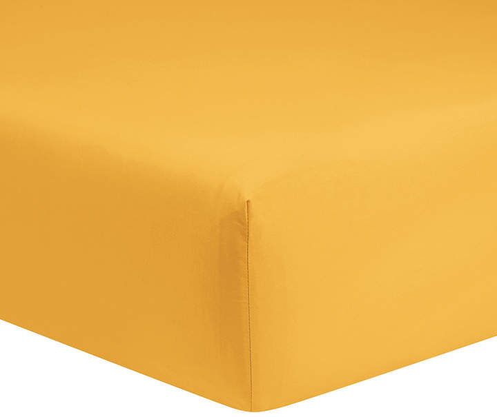 Olivier Desforges - Alcove Fitted Sheet - Mangue - Double