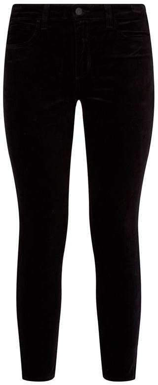 Margot Velveteen Skinny Jeans