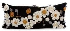 Mackenzie Childs Gardenia Lumbar Pillow