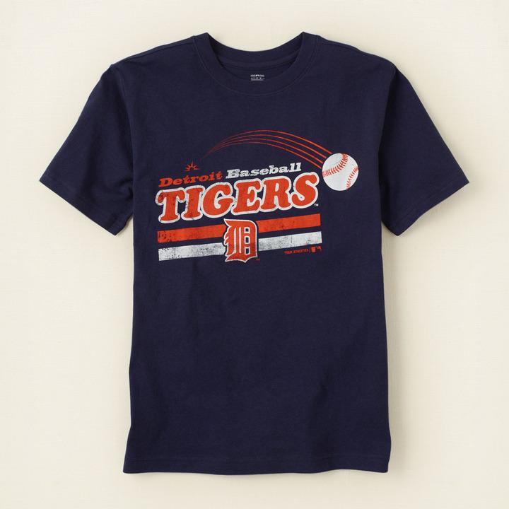 Children's Place Detroit Tigers graphic tee