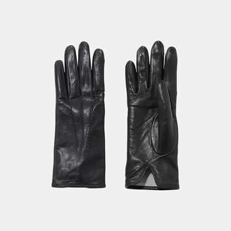 Salvatore Ferragamo Classic Calfskin Glove