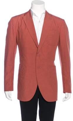 Bottega Veneta Linen-Blend Sport Coat w/ Tags