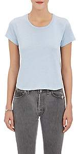 RE/DONE Women's 1950s Boxy Tee - Blue
