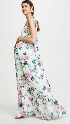 f2bdb77ccde Maternity Maxi Dress - ShopStyle