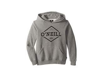 O'Neill Kids Double Trouble Screened Pullover Fleece (Big Kids)