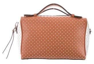 Tod's Micro Gommino Studded Box Bag
