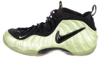 Nike Foamposite Pro 'Electric Green' High-Top Sneakers