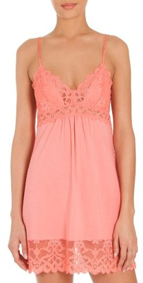 Women's In Bloom By Jonquil Knit Chemise $48 thestylecure.com