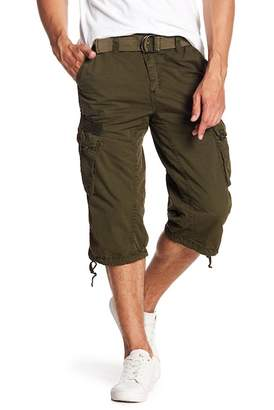 X-Ray XRAY Belted Cargo Shorts