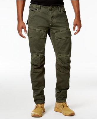 G-Star Raw Men's 5620 Air Defense 3D Super Slim-Fit Cargo Pants $170 thestylecure.com