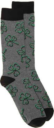 K. Bell Clover Crew Socks - Men's