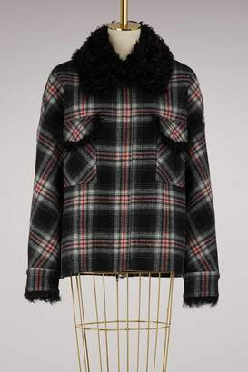Moncler Gamme Rouge Maryna wool jacket