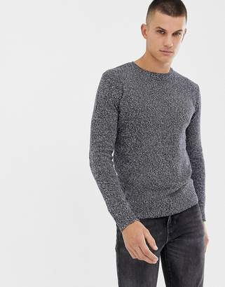 French Connection Melange Fleck Sweater