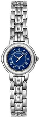 Seiko Women's SWK139 Stainless Steel Watch $120 thestylecure.com