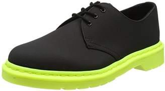 Dr. Martens Unisex Kids' 1461 Black Ajax Boots,5 UK 46 EU