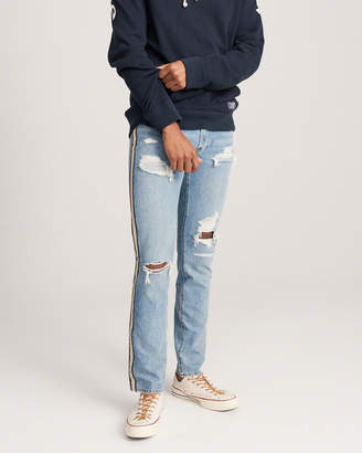 Abercrombie & Fitch Ripped Skinny Jeans