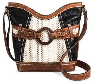 Bolo® Solid Cross-body Bag - Black $29.99 thestylecure.com