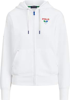 Ralph Lauren US Open Fleece Full-Zip Hoodie