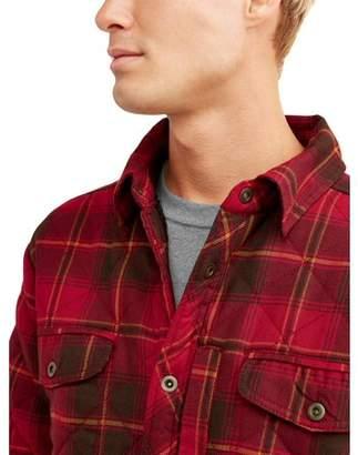 Swiss+Tech Men's Shirt Jacket, up to size 5XL
