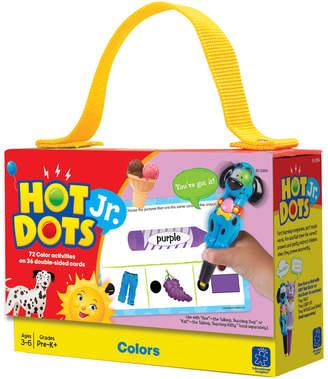 Educational Insights Hot Dots Jr. Colors Card Set