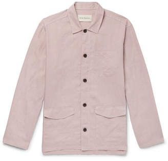 Oliver Spencer Hockney Linen Jacket