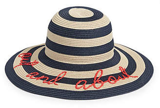Kate Spade Out and About Sun Hat