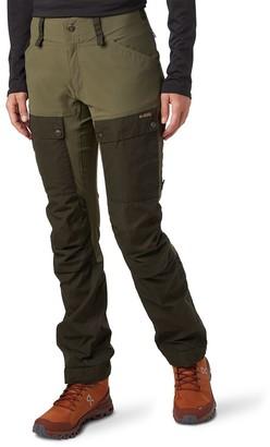 Fjallraven Keb Curved Trouser - Women's