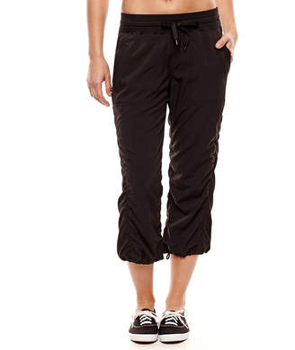 JCPenney Xersion Woven Capris