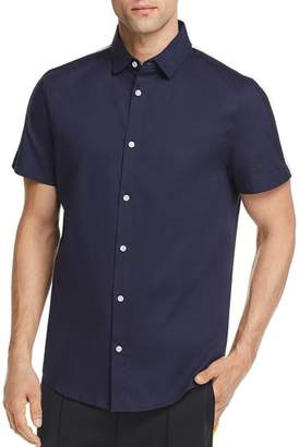 Sovereign Code Upscale Regular Fit Button-Down Shirt