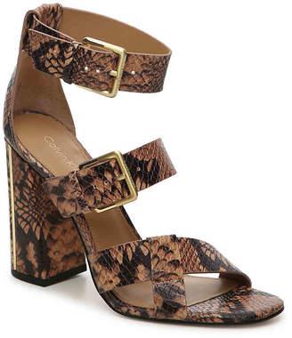 Calvin Klein Luana Mosaic Sandal - Women's