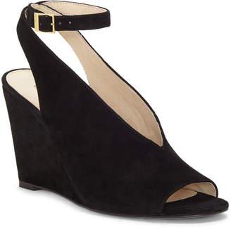 Louise et Cie Ankle Strap Wedge Sandal