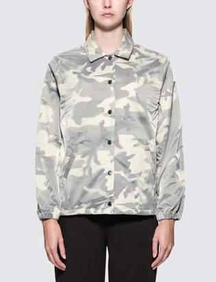 Stussy Lenny Translucent Coach Jacket