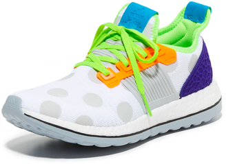 Adidas Pure Boost ZG KOLOR Sneakers $205 thestylecure.com