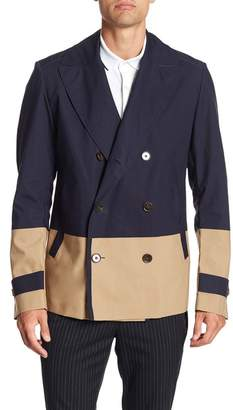BOSS Chion Double Breasted Jacket
