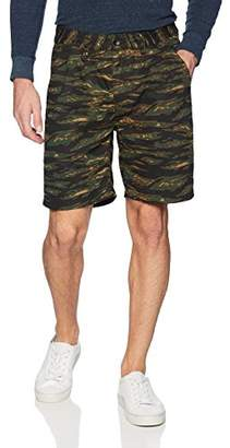 Publish Brand INC. Men's Derick-Best Ever Tiger Camo Shorts
