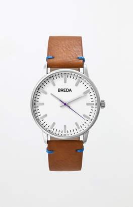 Breda Watches Zapf White Watch