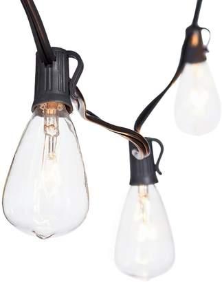 clear Glucksteinhome 10-Pack Edison String Lights