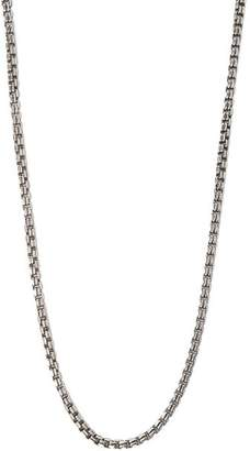 Tom wood Tom Wood - Venetian Chain Necklace - Mens - Silver