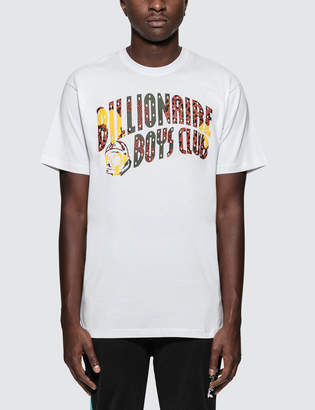 Billionaire Boys Club Camo Arch S/S T-Shirt
