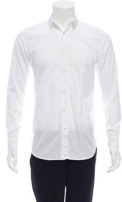 Saint Laurent Long Sleeve Dress Shirt