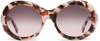 Oliver Goldsmith Sunglasses Audrey 1963 Pink Tortoiseshell