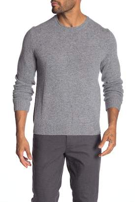 Brooks Brothers Ribbed Trim Crew Neck Sweater