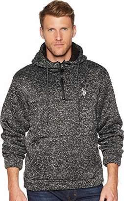 U.S. Polo Assn. Men's Sweater Fleece Hoodie