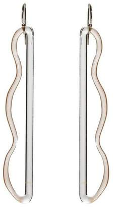 M.PATMOS Jane DArensbourg Wave Earrings