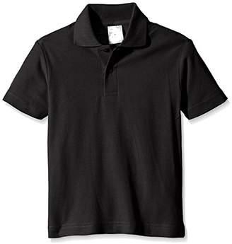 Stedman Apparel Boys' Polo/ST3200 Polo Shirt,(Size:Large)