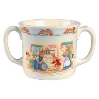 Royal Doulton NEW Bunnykins by Bunnykins Traditional Two-Handled Mug