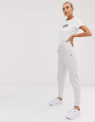 Tommy Jeans organic cotton classics track pants